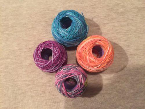 染織アトリエkazu刺し子糸